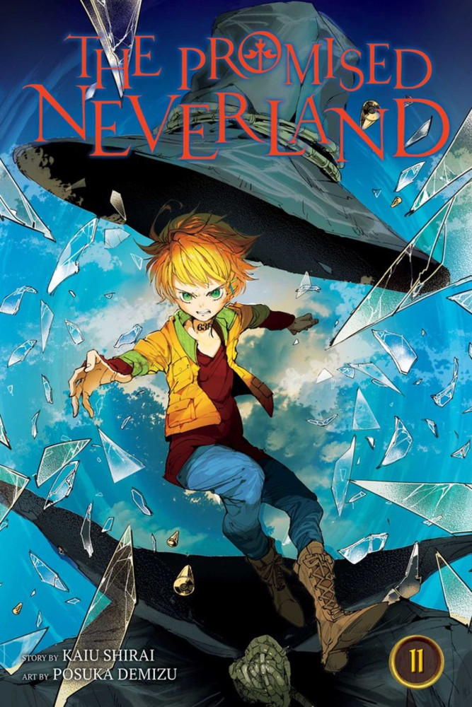 The Promised Neverland, Volume 11 cover