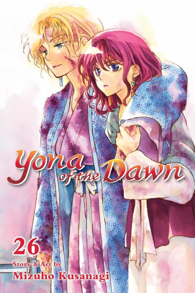 Yona of the Dawn, Volume 26 cover