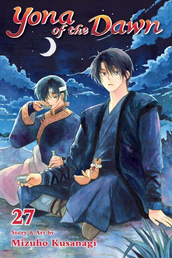 Yona of the Dawn, Volume 27 cover