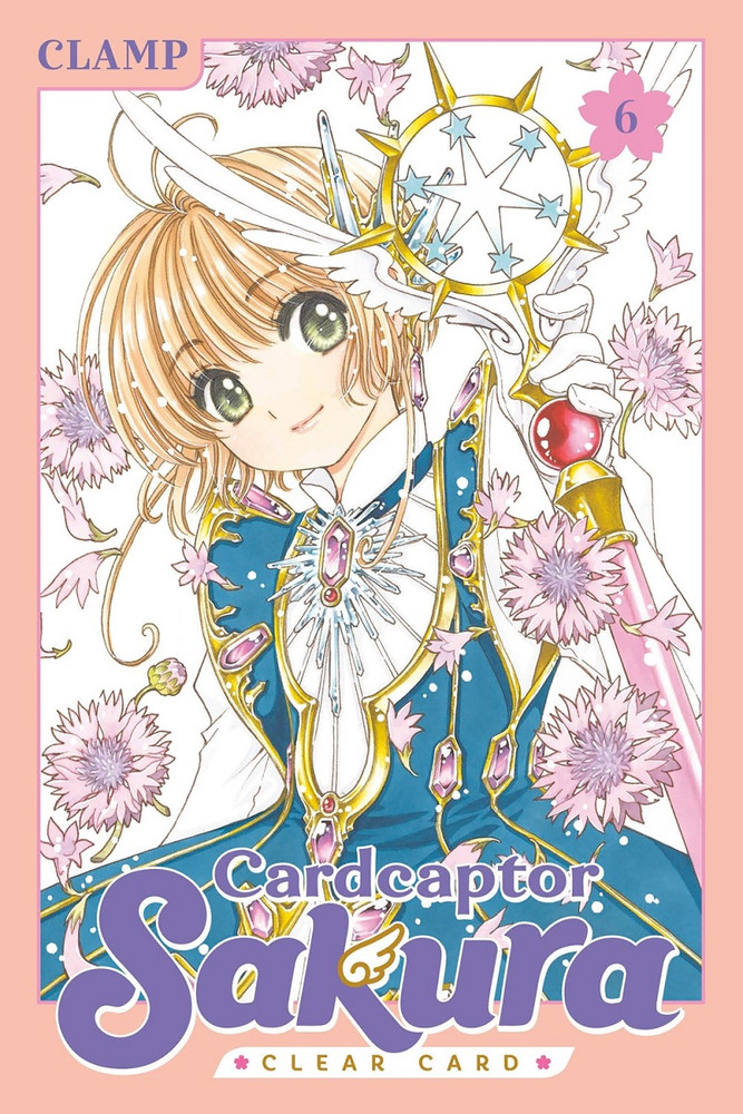 Cardcaptor Sakura: Clear Card, Volume 06: A Greater Power cover