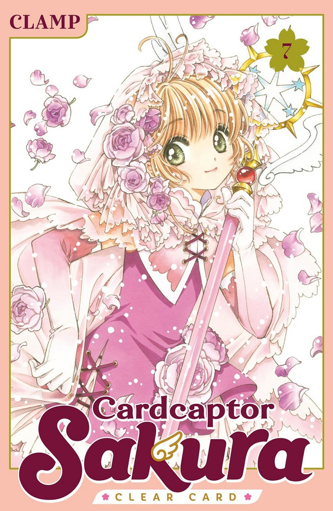 Cardcaptor Sakura: Clear Card, Volume 07: Secrets Kept, Secrets Revealed cover