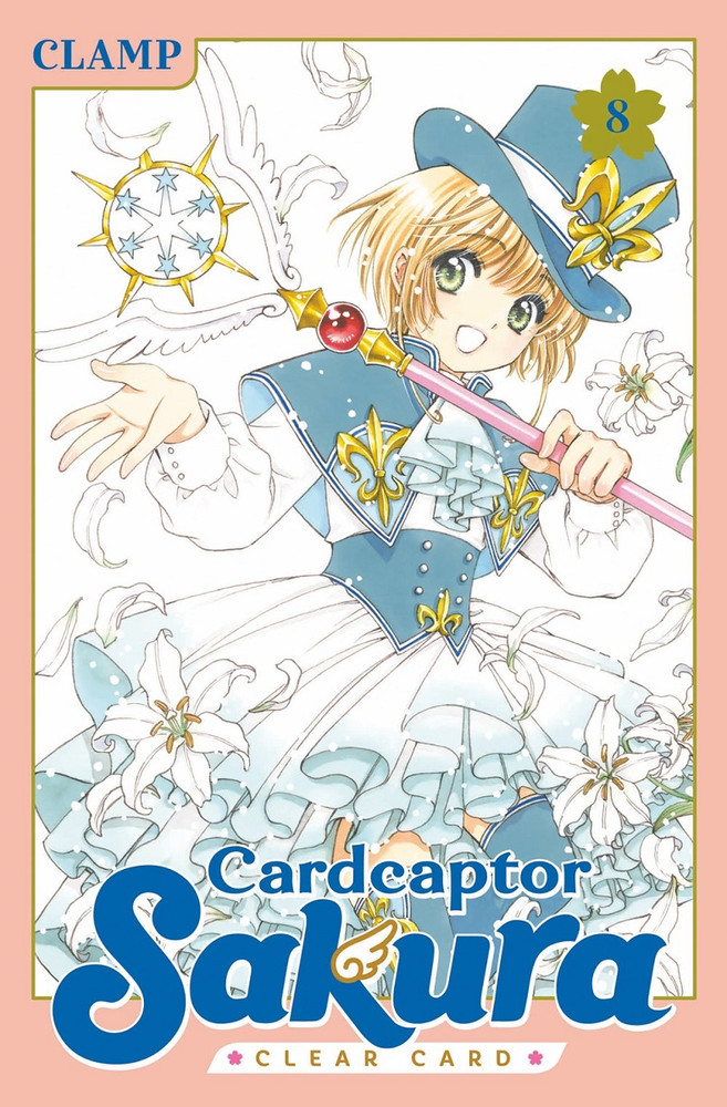 Cardcaptor Sakura: Clear Card, Volume 08: Strange Magic Afoot cover