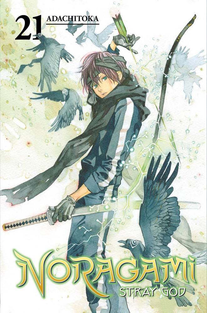 Noragami: Stray God, Volume 21: Curiosity Kills cover