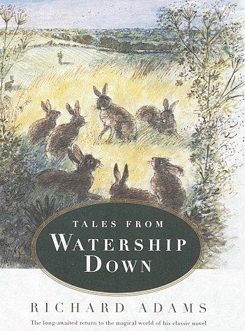 Tales from Watership Down cover