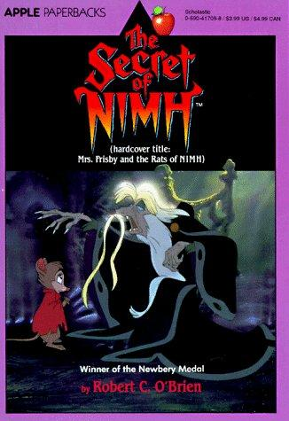 The Secret of Nimh cover