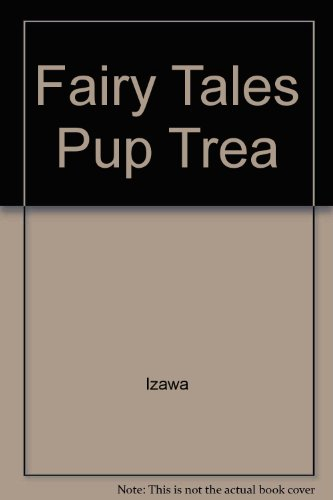 Puppet Treasure Book of Fairy Tales cover