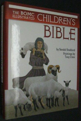 Doubleday Illustrated Children's Bible cover