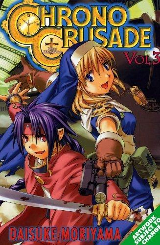 Chrono Crusade, Volume 03 cover
