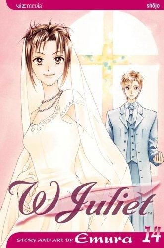W Juliet, Volume 14 cover