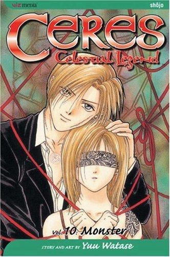 Ceres, Celestial Legend, Volume 10: Monster cover