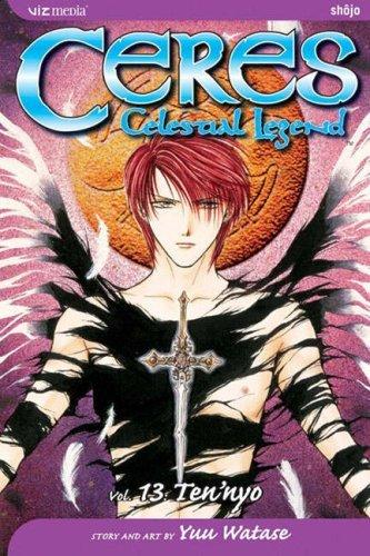 Ceres, Celestial Legend, Volume 13: Ten'nyo cover