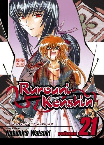 Rurouni Kenshin, Volume 21: And So, Time Passed cover