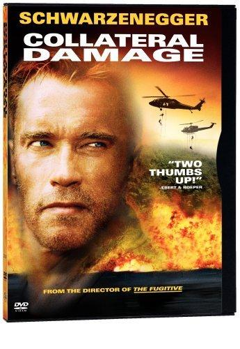 Collateral Damage (2002) cover