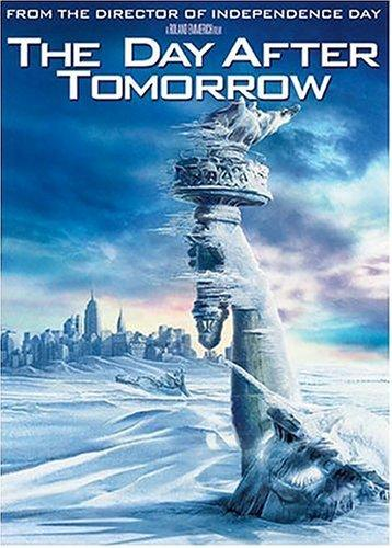 Day After Tomorrow, The cover