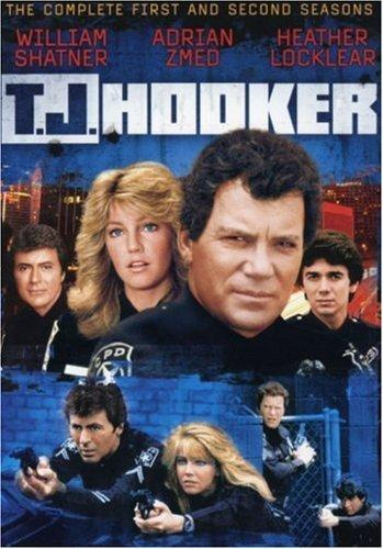 TJ Hooker - The Complete 1st and 2nd Seasons cover