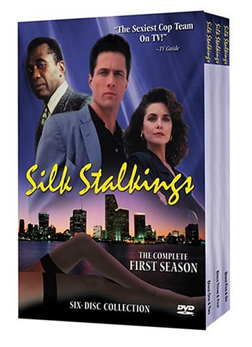 Silk Stalkings: The Complete First Season cover