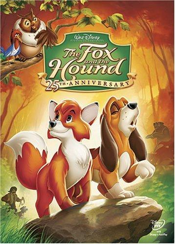 The Fox and the Hound (25th Anniversary Edition) cover