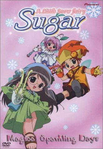 A Little Snow Fairy Sugar, Volume 4: Magical Sparkling Days cover