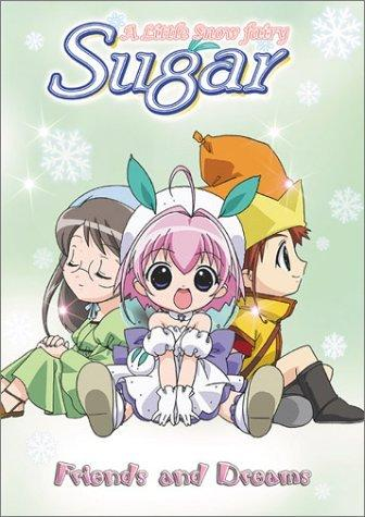 A Little Snow Fairy Sugar, Volume 2: Friends and Dreams cover