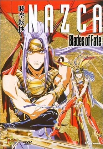 Nazca, Volume 1: Blades of Fate cover