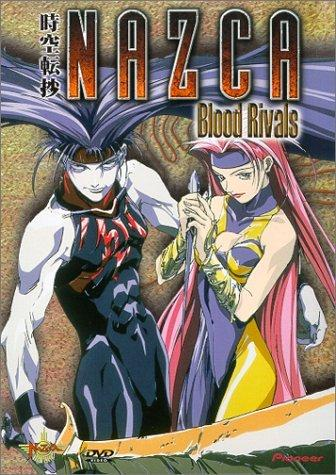 Nazca, Volume 2: Blood Rivals cover
