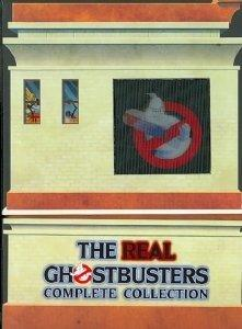 Real Ghostbusters, The: Complete Collection cover