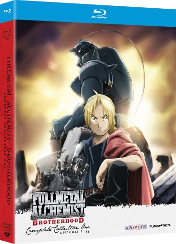 Fullmetal Alchemist: Brotherhood, Complete Collection One cover