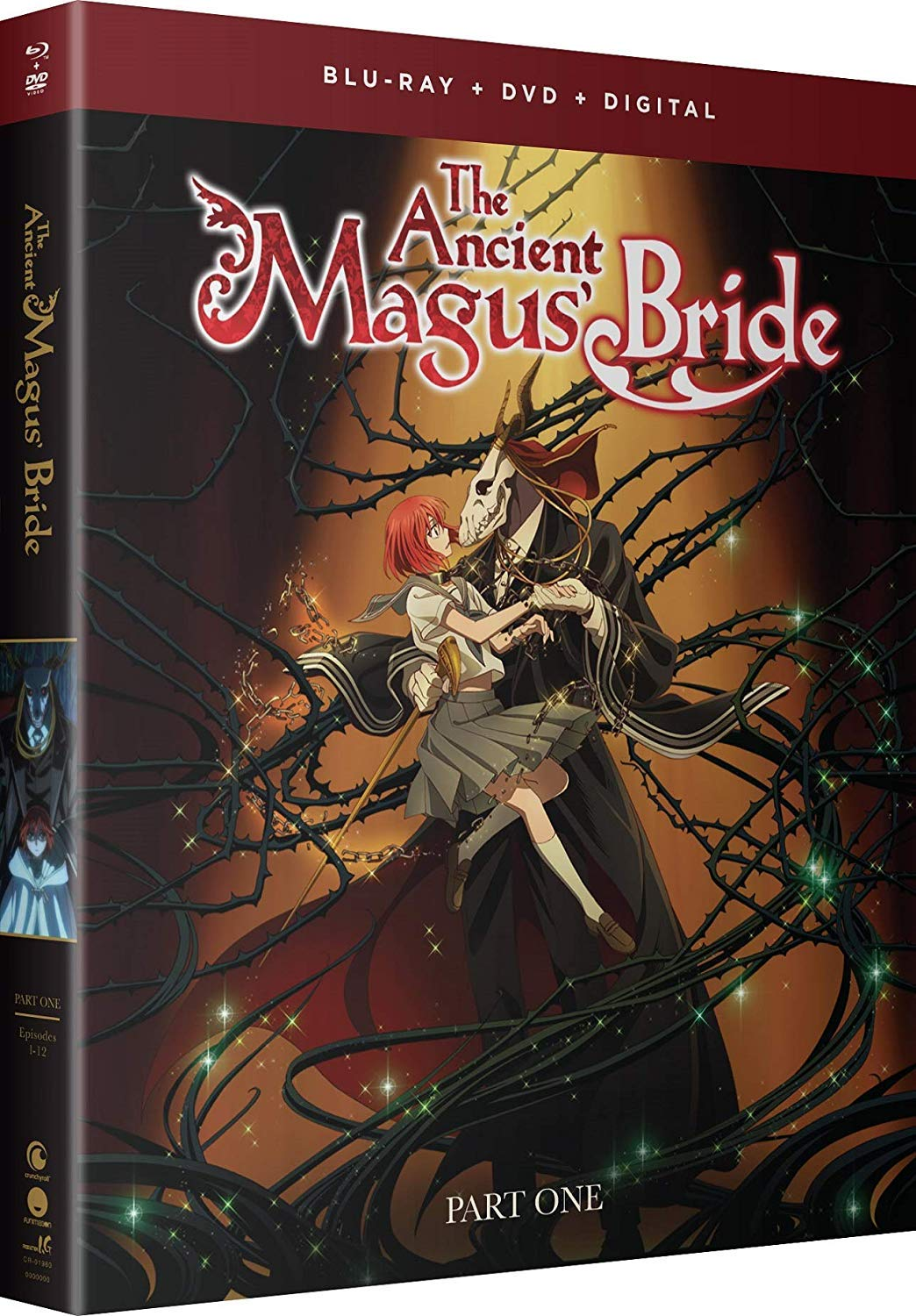 The Ancient Magus' Bride, Part 1 cover