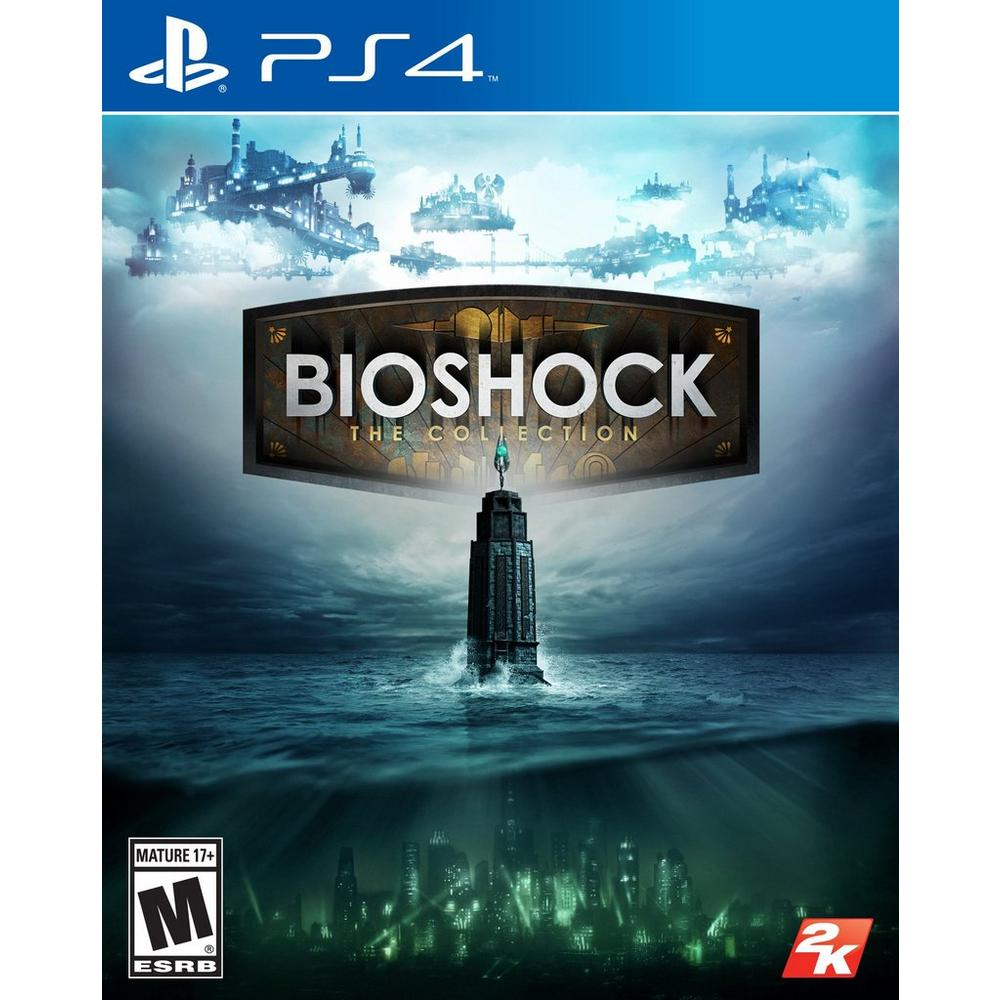BioShock: The Collection cover