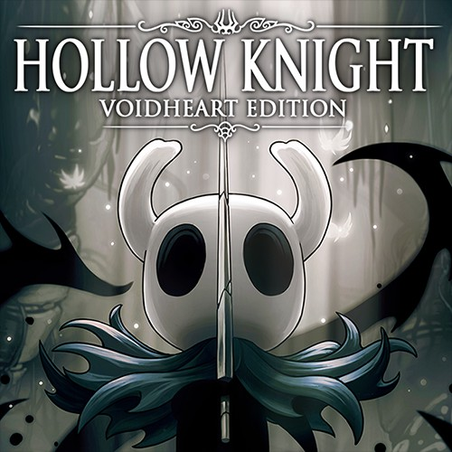 Hollow Knight Voidheart Edition cover