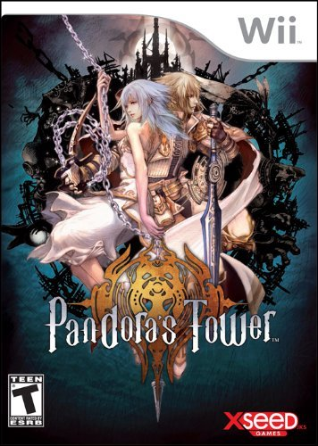 Pandora's Tower cover