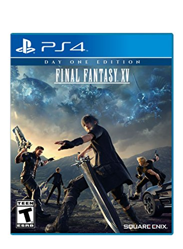 Final Fantasy XV: Day One Edition cover